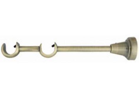 Кронштейн двойной бронза 123