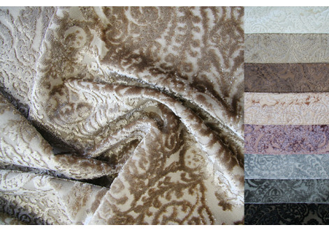 Ткань декоративная J-1254 КР