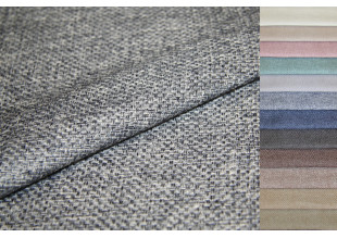 Ткань декоративная 14097 рогожка