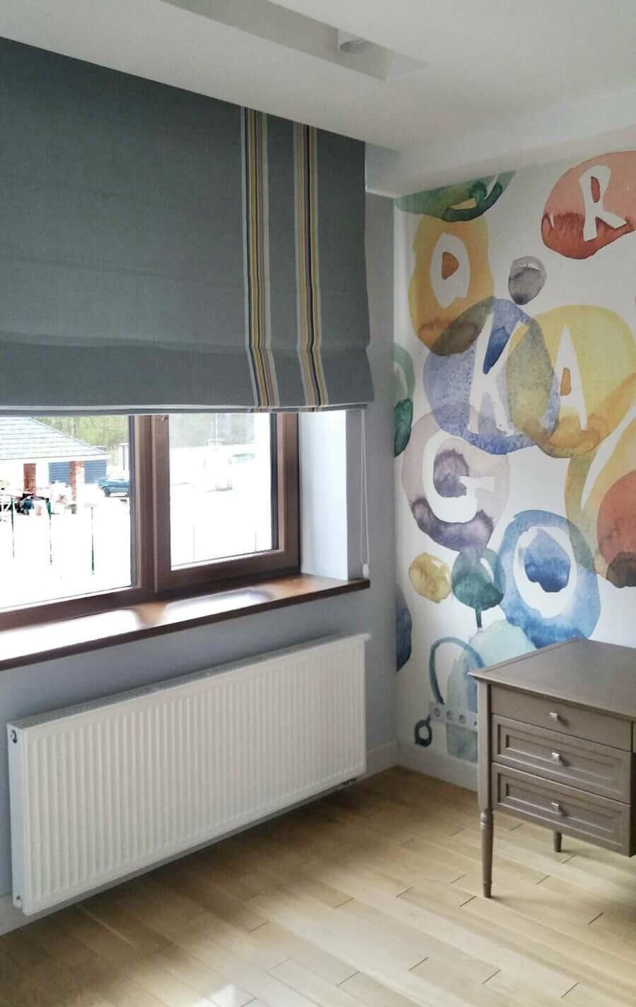На фото 4 - шторы в детскую комнату