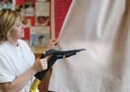 Химчистка текстиля в Киеве Инсайт